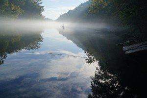 bleu river mist
