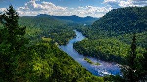 rivière montagne